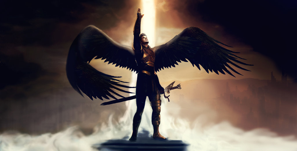 Archangel michael wallpaper hd